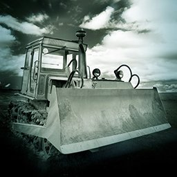Driving Safety For Construction Vehicles And Assets