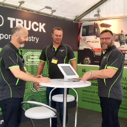 Tracking the highlights of the Trucking Industry Show