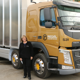 Trucking Future Could be Feminine