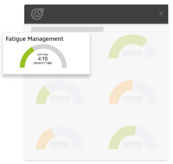 fatigue management in transport