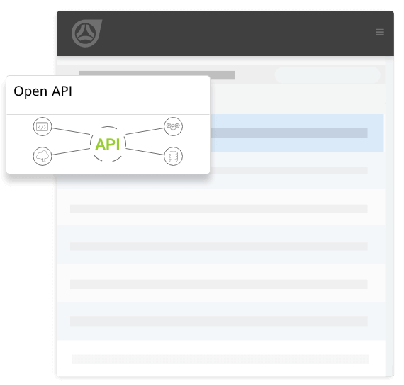 Connectivity/Open API