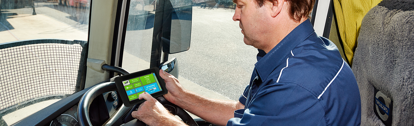 the iface, in cab transport driver tool for compliance and efficiency